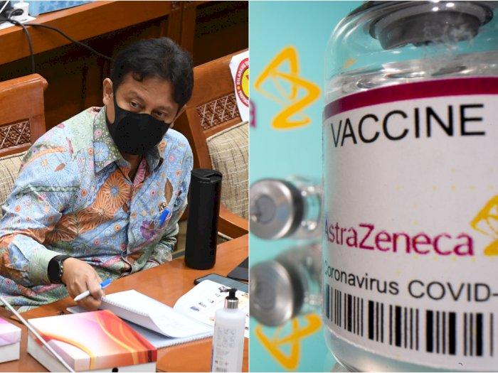 Sudah Masuk Jutaan, Menkes Baru Tahu Vaksin AstraZeneca Expired Mei 2021, Buang Anggaran?