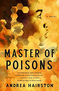 Master Of Poisons Book Cover