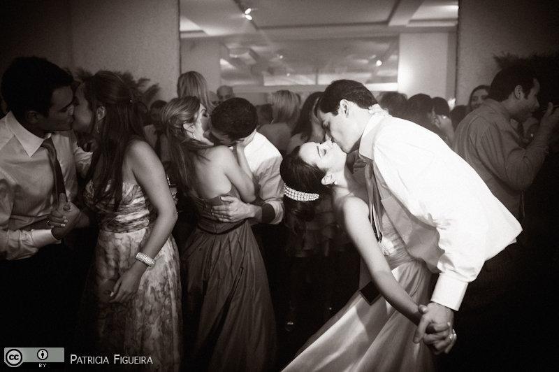 Foto de casamento 2639pb de Nathalia e Fernando. Marcações: 04/12/2010, Casamento Nathalia e Fernando, Niteroi.