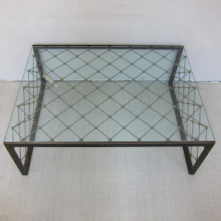 Carole Gratale Inc. 1950 Royere Inspired Coffee Table