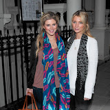 WWW.ENTSIMAGES.COM -    Ashley James and friend at     The Vintage Cosmetic Company - birthday party at Rydges Kensington, 61 Gloucester Road, London, May 30th 2013                                           Photo Mobis Photos/OIC 0203 174 1069