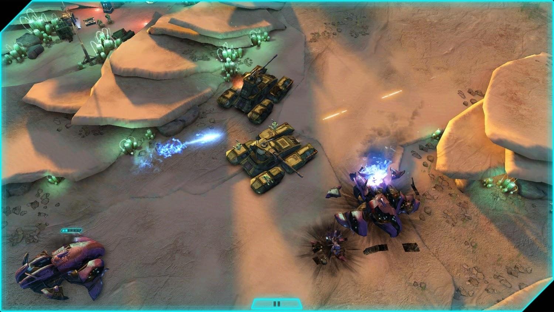 Nhiều hình ảnh về Halo: Spartan Assault tại E3 2013 19
