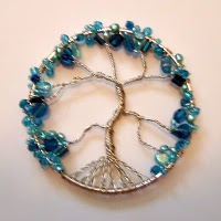 Another tree of life pendant tutorial the beading gems journal the tree of life pendant design is very popular with many versions if you check my past tutorial post youll see that i start at the top of the tree mozeypictures Image collections