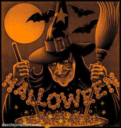 Halloween Witch, Halloween