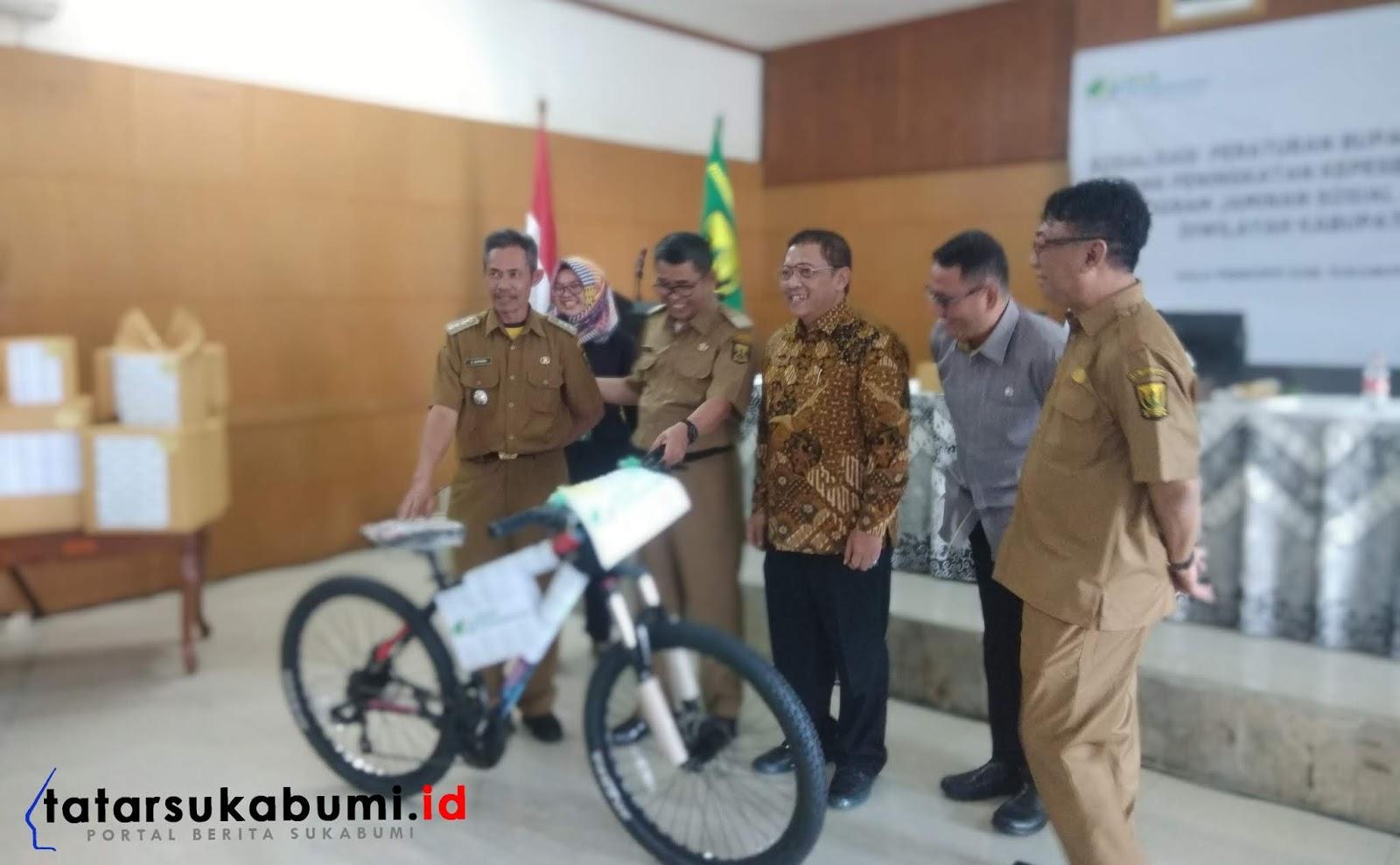 Perbup Nomor 9 2019 Pemkab Sukabumi Minta Perusahaan Hingga Aparatur Desa Jadi Peserta BPJS Ketenagakerjaan