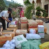 Ban Caritas phát quà từ thiện tháng 2-2105