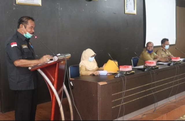 Kunker Komisi II, Tanbu Jadi Acuan Pertanian dan Perkebunan
