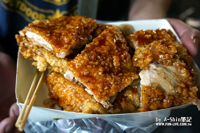 紐澳良燒烤雞排11