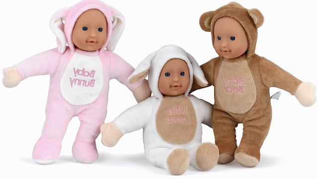 Búp bê bạn nhỏ My Little Friend - Dolls World 8535 để Bé chọn lựa theo đúng sở thích của mình