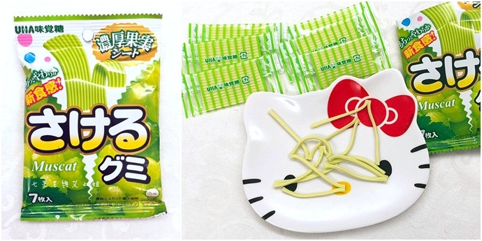 24 日本軟糖推薦 日本人氣軟糖