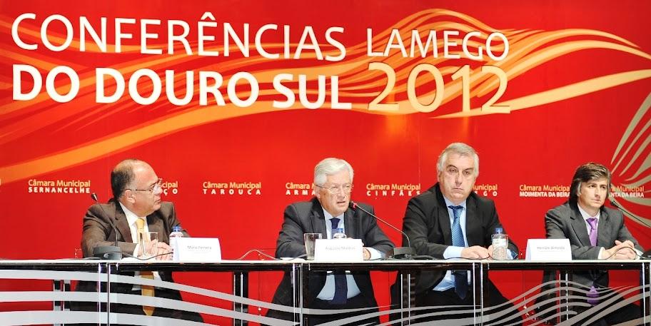 Francisco Lopes defende criação da Comunidade Intermunicipal Douro Sul
