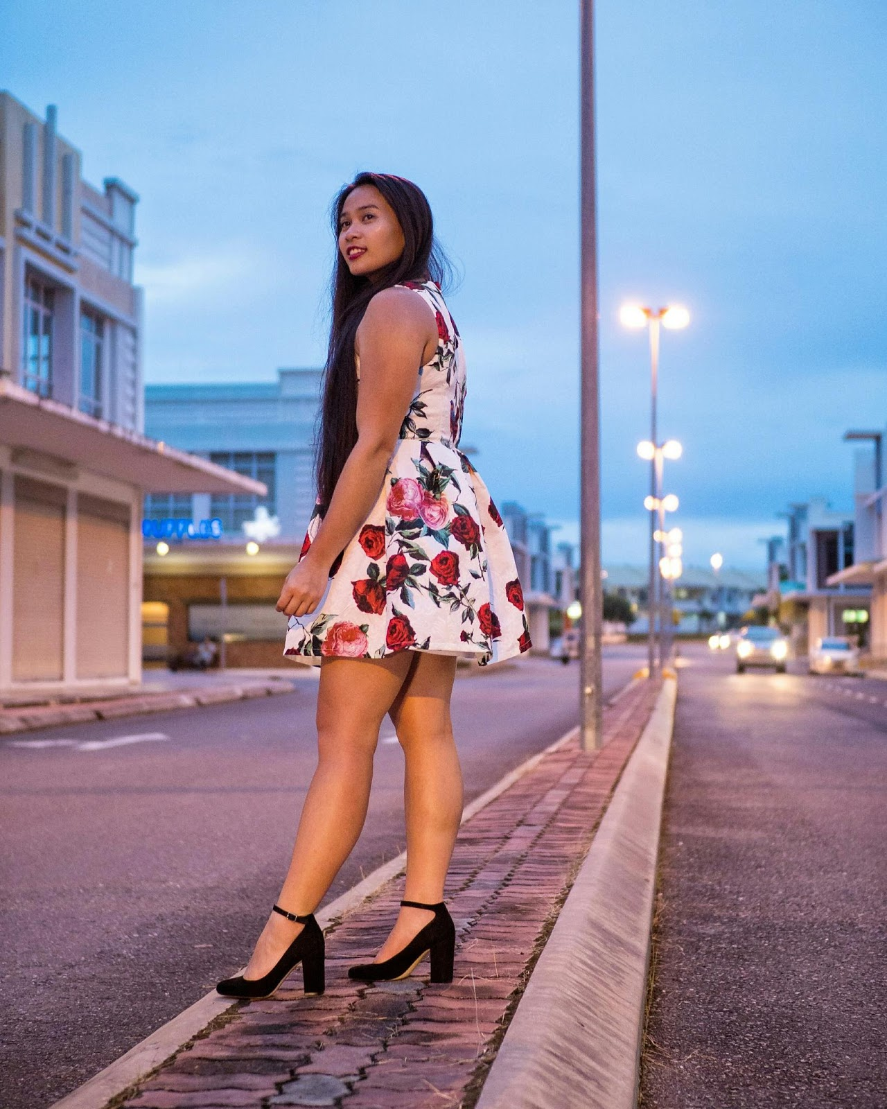 Sandakan Malaysia seattle blogger outfit