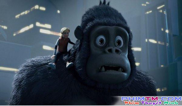 Những bộ phim hoạt hình thú vị về King Kong mà bạn chưa biết - Ảnh 5.