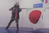2014 - Démo Samurai contre Ninja (13 décembre)