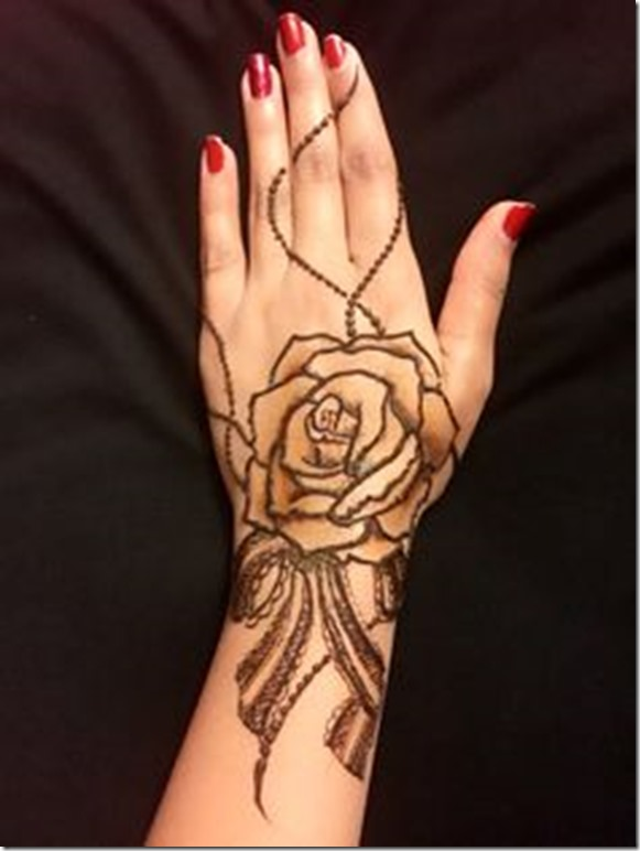 design of mehndi