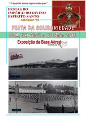 Festa Solidariedade - Exposicao Base