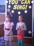 """Konkurs piosenki w języku angielskim """"You can sing"""" 30.04.2014"""