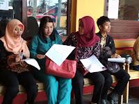 Wanita Hamil Ikut Seleksi PPS, Bukti Persamaan Hak