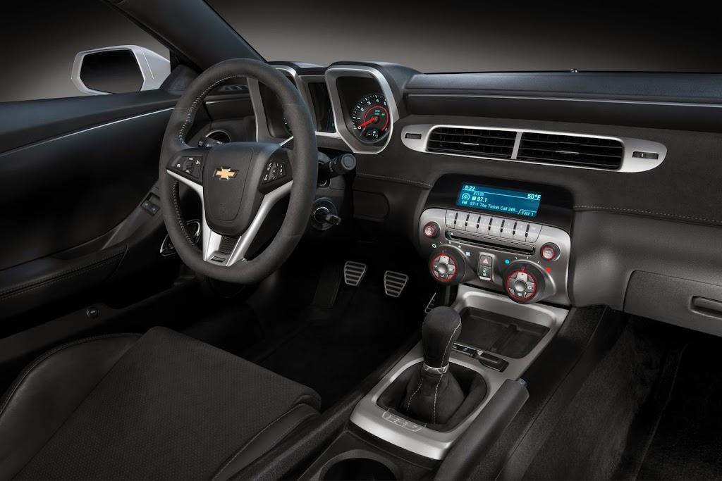 2014 Chevrolet Camaro Z28 008