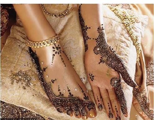 Mehndi Henna By Ash : Farah's mehndi: true art!!