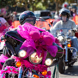 Think Pink In October Motorcycle Ride 2014