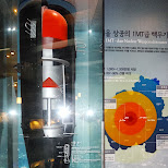 the Little Boy atomic bomb which destroyed Hiroshima in Seoul, Seoul Special City, South Korea