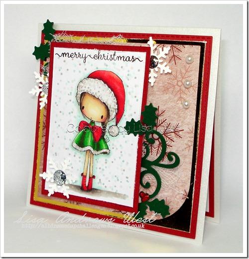 A Little Christmas Girl (1)