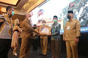 Pemkab Aceh Selatan Raih Anugerah AMI Tahun 2021