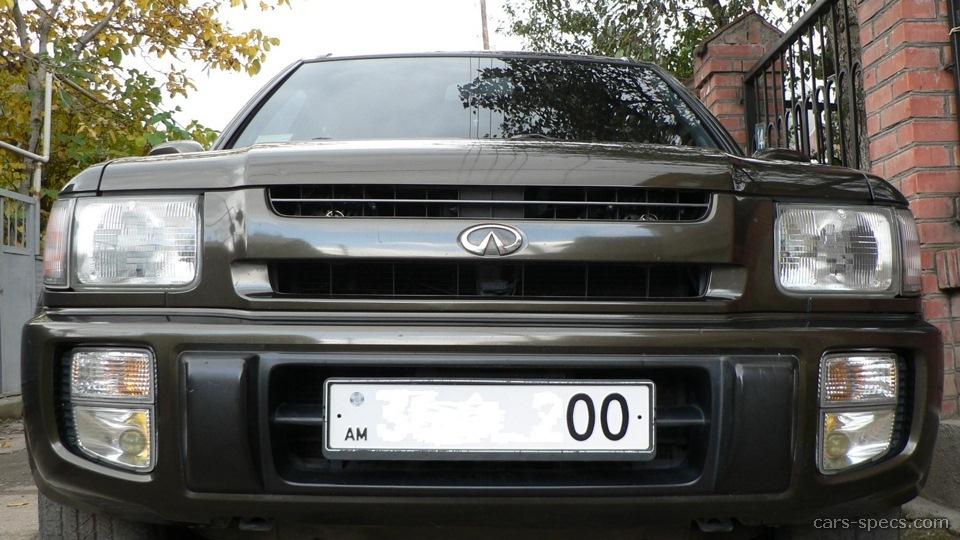 1997 Infiniti Qx4 Suv
