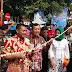 Pemerintah Kota Cirebon Gelar Kirab Ancak Dan Budaya Dalam Rangka HUT Kota Cirebon Ke-648