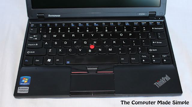 how to use thinkpad touchpad