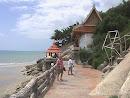 auf dem Weg zum Wat Khao (Kau) Takiab