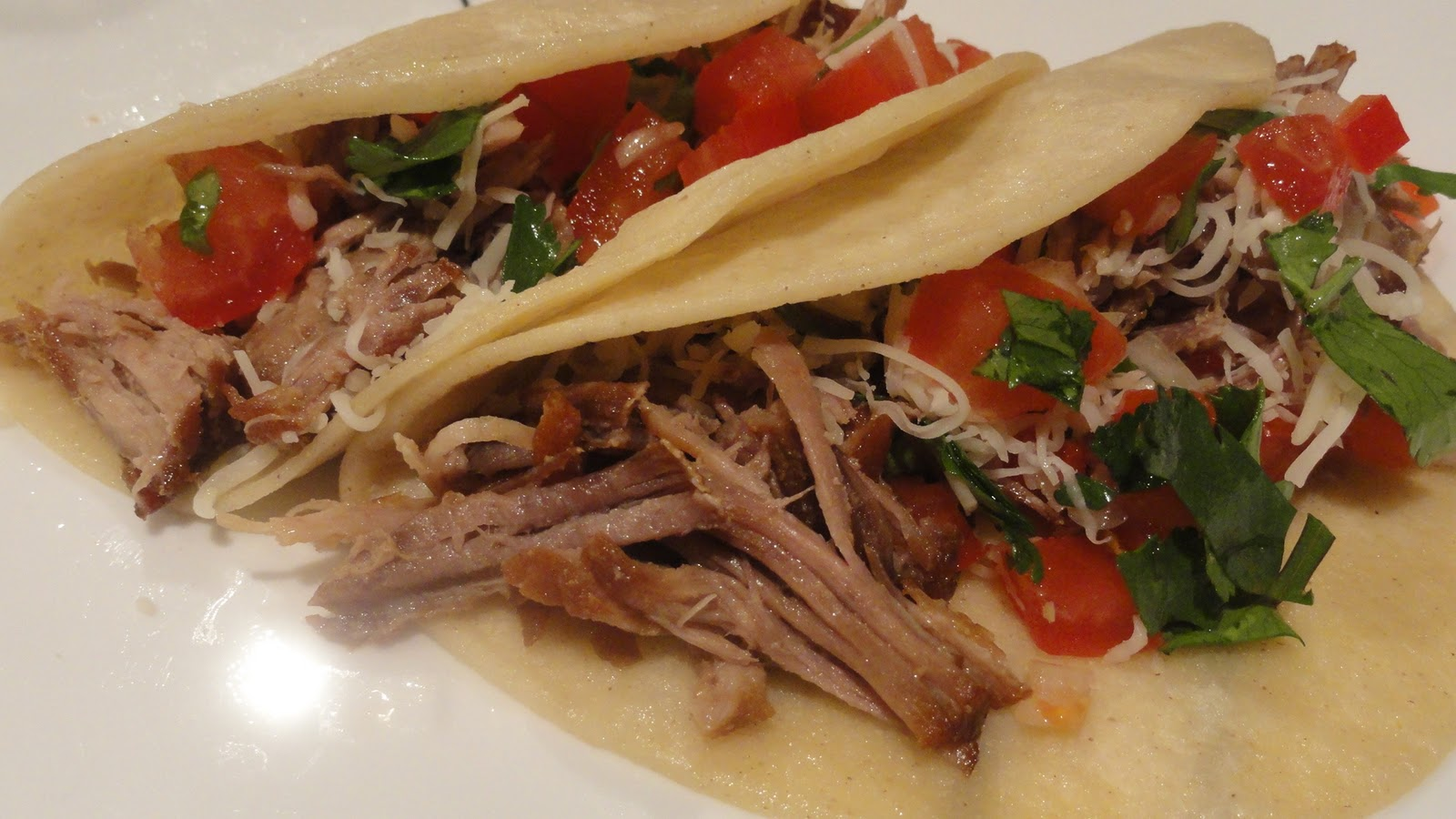 The On-Call Cook: Coke-Braised Pork Carnitas Tacos