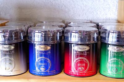 おすすめ商品:プリミアスティー紅茶(オリジナルキャディー)