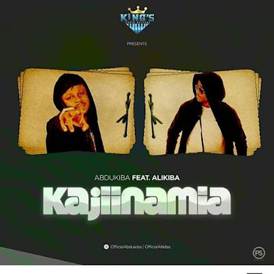 AUDIO | Abdukiba Ft Alikiba - Kajiinamia | Download Mp3