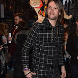 OIC - ENTSIMAGES.COM - James Bowen and Bob the Cat  at the  People, Places and Things - press night in London 23rd March 2016 Photo Mobis Photos/OIC 0203 174 1069