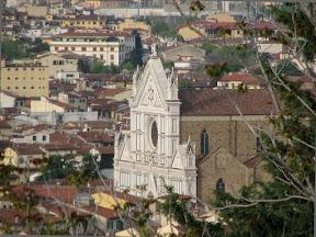 Santa Croce from Forte Belvedere