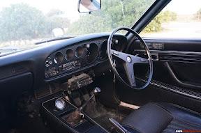 Toyota Celica TA20 TA22 Interior