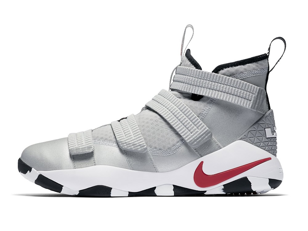 70a3750a2e9 Release Reminder  Nike LeBron Soldier 11
