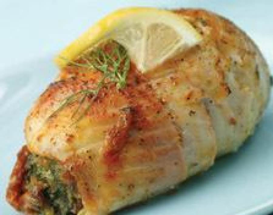 Crab stuffed flounder recipe 2 just a pinch recipes for Stuffed fish with crab meat