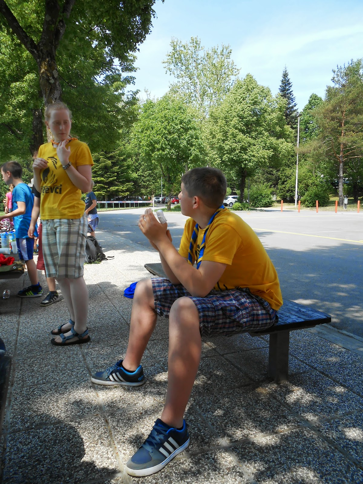 Športni dan 4. a in 4. b, Ilirska Bistrica, 19. 5. 2015 - DSCN4649.JPG