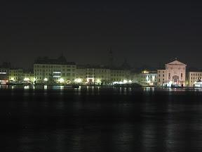 Santa Maria della Pieta from San Giorgio Maggiore, 5:14am