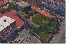 Stazione Bayard vista dall'alto