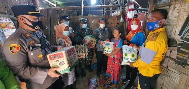 Warga Bandar Labuhan,  Penderita Sakit Kronis Mendapat Perhatian Pemerintah Kecamatan Tanjung Morawa