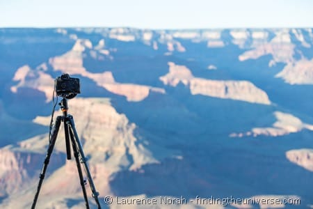 VEO tripod at Grand Canyon 2