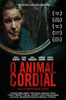 Capa O Animal Cordial (2018) Nacional Torrent