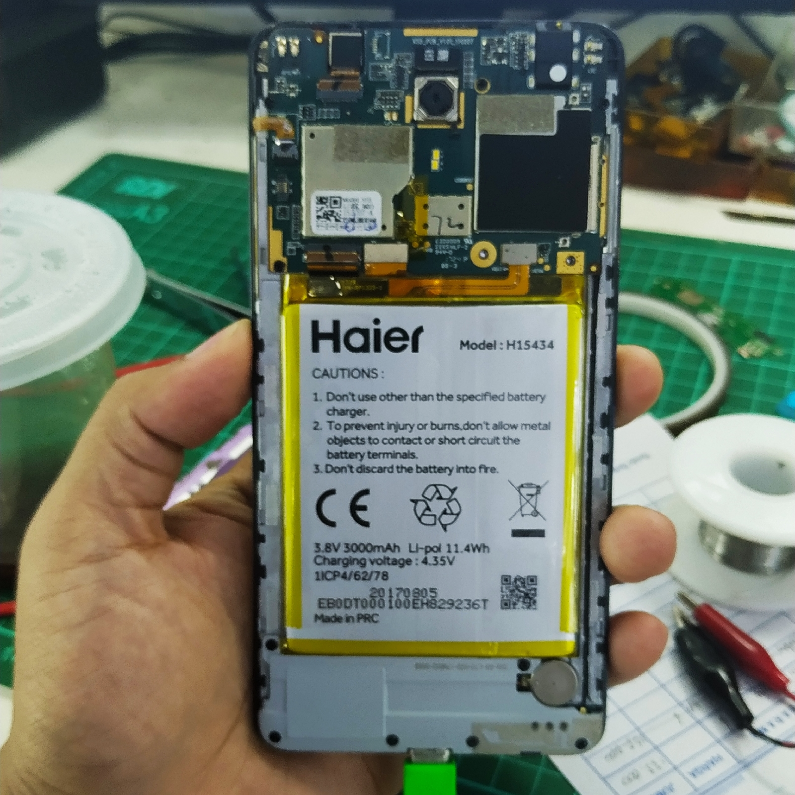 Download Haier Leisure L7 Stock Firmware
