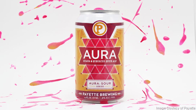 Payette Brewing to Release New Year-Round Beer, Aura Guava & Hibiscus Sour Ale in Cans