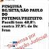 SÃO PAULO DO POTENGI: JUSTIÇA PROÍBE DIVULGAÇÃO DE PESQUISA ELEITORAL REGISTRADA PELO INSTITUTO SETA!
