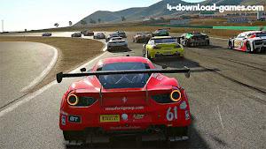 لعبة السيارات Project Cars 2